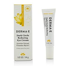 Derma E Even Tone Dark Circle Reducing Eye Cream 14g/0.5oz
