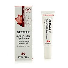 Derma E Anti-Wrinkle Eye Cream 14g/0.5oz