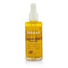 Derma E Essentials Radiant Glow Face Oil by SunKissAlba 60ml/2oz
