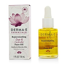 Derma E Essentials Rejuvenating Sage & Lavender Face Oil 30ml/1oz