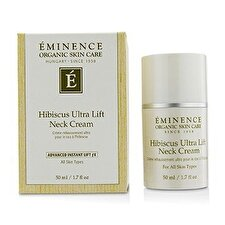 Eminence Hibiscus Ultra Lift Neck Cream 50ml/1.7oz