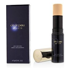 Cle De Peau Radiant Stick Foundation SPF 17 - # Ivory 9g/0.31oz