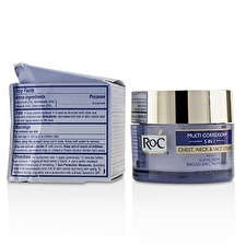 ROC Multi Correxion 5 in 1 Chest, Neck & Face Cream With Sunscreen Broad Spectrum SPF30 (Box Slightly Damaged) 50ml/1.7oz