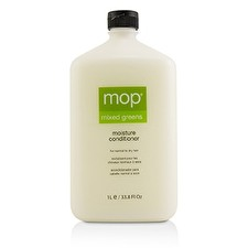 MOP Mixed Greens Moisture Conditioner (For Normal to Dry Hair) 1000ml/33.8oz