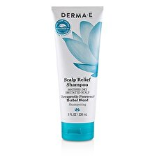 Derma E Scalp Relief Shampoo (Soothes Dry Irritated Scalp) 236ml/8oz
