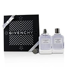 Givenchy Gentlemen Only Coffret: Eau De Toilette Spray 100ml/3.3oz + After Shave Lotion 100ml/3.3oz 2pcs