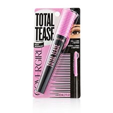 Covergirl Total Tease Full + Long + Refined Mascara - # 815 Brown 6.5ml/0.21oz