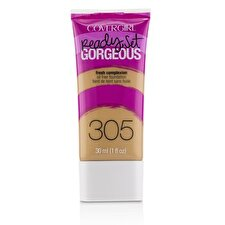 Covergirl Ready Set Gorgeous Oil Free Foundation - # 305 Golden Tan 30ml/1oz