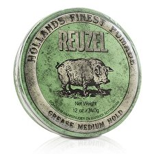 Reuzel Green Pomade (Grease Medium Hold) 340g/12oz