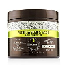 Macadamia Natural Oil Professional Weightless Moisture Masque 222ml/7.5oz