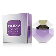 Bebe Glam Platinum Eau De Parfum Spray 100ml/3.4oz