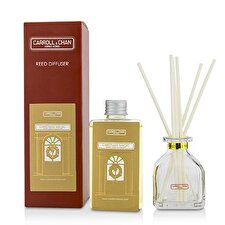 The Candle Company (Carroll & Chan) Reed Diffuser - Christmas Magic (Amber, Saffron & Patchouli) 100ml/3.38oz