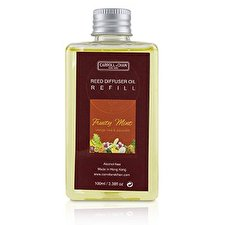 The Candle Company (Carroll & Chan) Reed Diffuser Refill - Fruity Mint 100ml/3.38oz