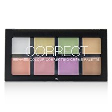 BYS Colour Correcting Creme Palette 18g/0.6oz