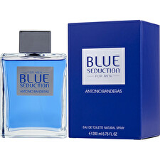 Antonio Banderas Blue Seduction Eau De Toilette Spray 200ml/6.8oz