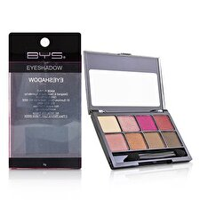BYS 8 Palette Eyeshadow - # Think Pink 8g/0.27oz