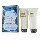Ahava Elements Of Love Mineral Hand Duo (2x Deadsea Water Mineral Hand Cream 100ml/3.4oz) 2x100ml/3.4oz
