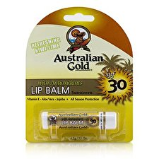 Australian Gold Lip Balm Sunscreen SPF 30 4.2g/0.15oz