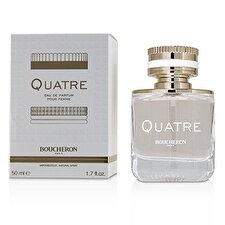 Boucheron Quatre Eau De Parfum Spray 50ml/1.7oz
