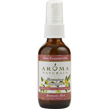 Romance Aromatherapy Aromatic Mist Spray Combines The Essential Oils Of Ylang Ylang & Jasmine To Create Passion And Romance 60ml/2oz