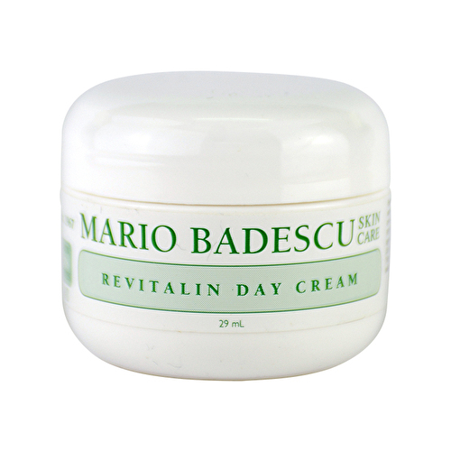 Details About Mario Badescu Revitalin Day Cream For Dry Sensitive Skin Types 29ml