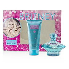 Britney Spears Curious Coffret: Eau De Parfum Spray 100ml/3.3oz + Deliciously Whipped! Souffle Corporal 100ml/3.3oz 2pcs