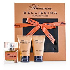 Blumarine Bellissima Coffret: Eau De Parfum Intense Spray 30ml/1oz +My Body Lotion 30ml/1oz +Bath Gel 30ml/1oz 3pcs