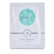 Freeze 24/7 Radiance Brightening Face Mask (Exp. Date 04/2019) 1sheet