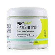 DevaCurl Heaven In Hair (Divine Deep Conditioner - For All Curl Types) 473ml/16oz