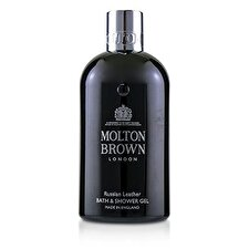 Molton Brown Russian Leather Bath & Shower Gel 300ml/10oz