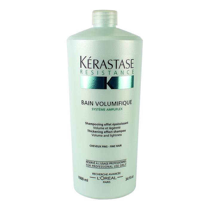 Kerastase resistance bain volumifique thickening effect for Kerastase bain miroir reviews