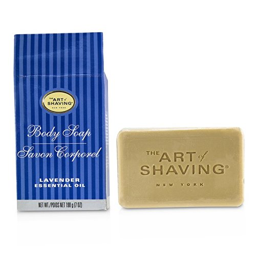 Details about The Art Of Shaving Body Soap - Lavender Essential Oil 198g  Bath & Shower