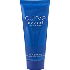 Liz Claiborne Curve Appeal Hair & Body Wash 100ml/3.4oz