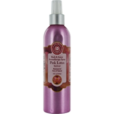 Room & Linen Pink Lotus Spiritual Aromatherapy Spray 240ml/8oz