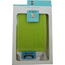 Spa Accessories Miracle Mitt - Green