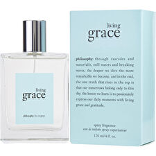 Philosophy Living Grace Eau De Toilette Spray 120ml/4oz