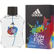 Adidas Team Five Eau De Toilette Spray (special Edition) 100ml/3.4oz