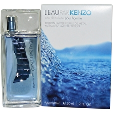 Kenzo L'eau Par Kenzo Eau De Toilette Spray (metal Leaf Limited Edition) 50ml/1.7oz