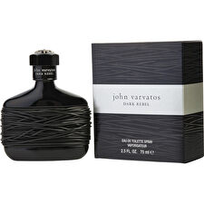 John Varvatos Dark Rebel Eau De Toilette Spray 75ml/2.5oz
