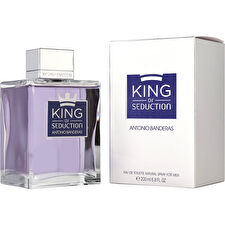 Antonio Banderas King Of Seduction Eau De Toilette Spray 200ml/6.7oz