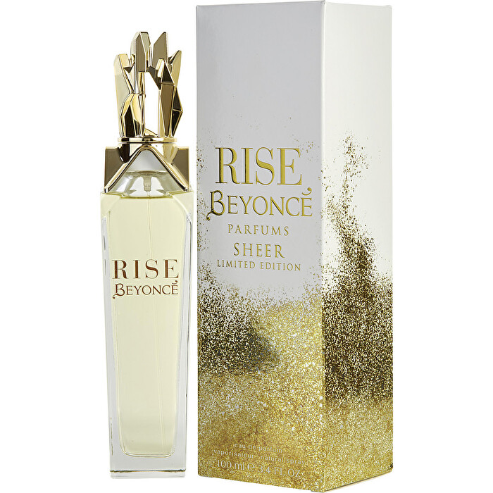 Beyonce Rise Sheer Eau De Parfum Spray Limited Edition 100ml