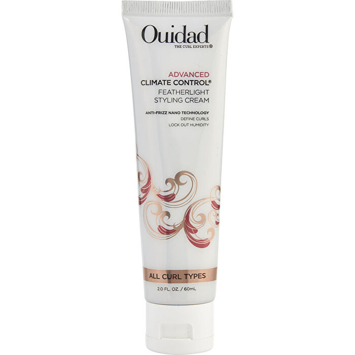 Ouidad Advanced Climate Control Featherlight Styling Cream (All Curl Types) 60ml/2oz