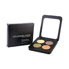 Youngblood Pressed Mineral Eyeshadow Quad - Gemstones 4g/0.14oz