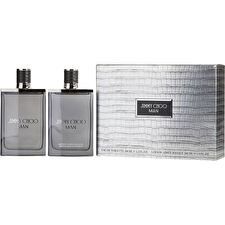 Jimmy Choo Eau De Toilette Spray & Aftershave Lotion 100ml/3.3oz