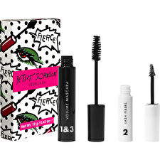 Betsey Johnson Lush Lash Mascara & Lash Fibers 12g/0.4oz