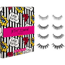 Betsey Johnson Falsies Fabulous Lash Kit 1.5g/0.05oz