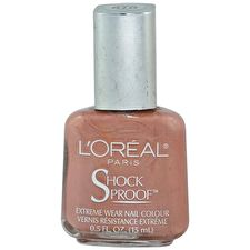 L'oreal Shock Proof Nail Polish Fresco Perle 810