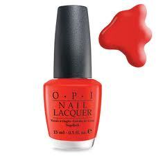 Opi Nail Polish Tasmanian Devil Made Me Do It 15ml