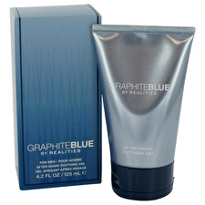 Liz Claiborne Realities Graphite Blue After Shave Soother Gel 125ml/4.2oz