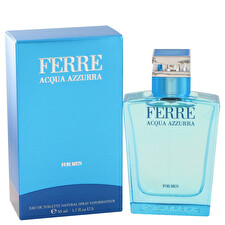 Gianfranco Ferre Ferre Acqua Azzurra Eau De Toilette Spray 50ml/1.7oz